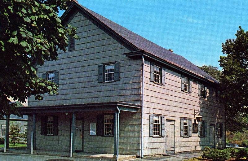 Friends Meeting House, Plainfield, New Jersey