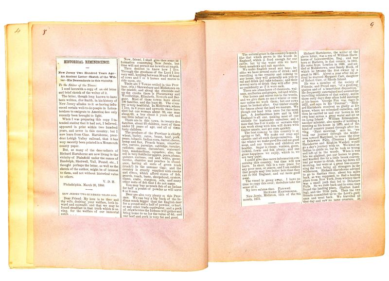 Scrapbook- page 8