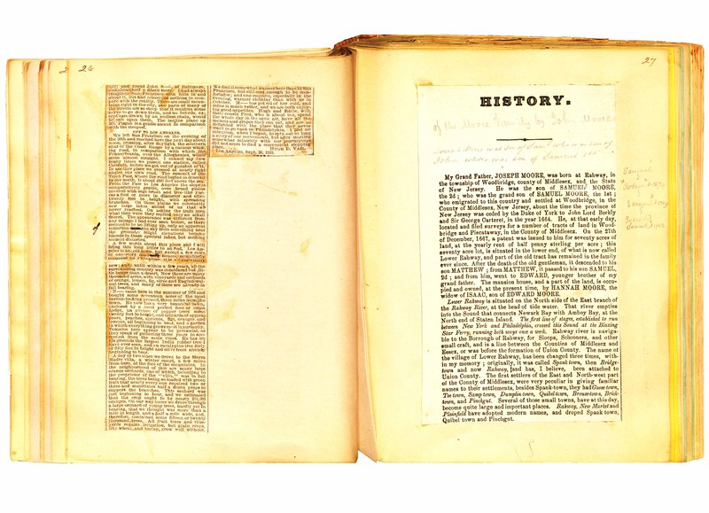 Scrapbook- page 23