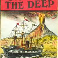 <em>On the Deep; or, The Missionary's Daughter. A Story of the Pacific Ocean</em>(Beadle's Frontier Series no. 14)