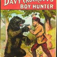 <em>David Crockett's Boy Hunter</em>(Beadle's Frontier Series no. 11)