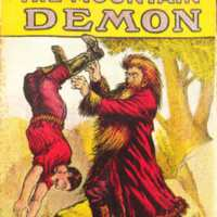 <em>The Mountain Demon. An Indian Tale of Thrilling Interest</em>(Beadle's Frontier Series no. 16)