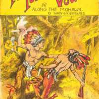 <em>The Tuscarora's Vow; or, Along the Mohawk</em>(Beadle's Frontier Series no. 27)