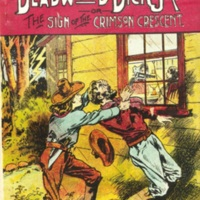 <em>Deadwood Dick Jr.; or, the Sign of the Crimson Crescent</em>(Beadle's Frontier Series no. 28)