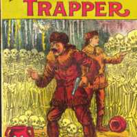<em>The Haunted Trapper; or, Lulu, the Beautiful. A Thrilling Tale of the Northwest</em> (Beadle's Frontier Series no. 20)