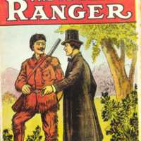 <em>The Fearless Ranger; or, Life on the Plains. A Story of the Far West</em>(Beadle's Frontier Series no. 19)