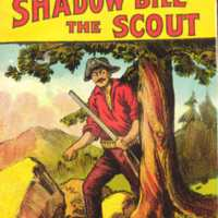 <em>Shadow Bill, the Scout; or, Ups and Downs Among the Redskins</em>(Beadle's Frontier Series no. 9)