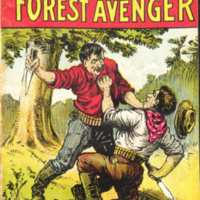 <em>The Forest Avenger</em>(Beadle's Frontier Series no. 12)