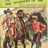 <em>Sharp-Snout; or, The Mysteries of the Trapper's Cave</em>(Beadle's Frontier Series no. 15)