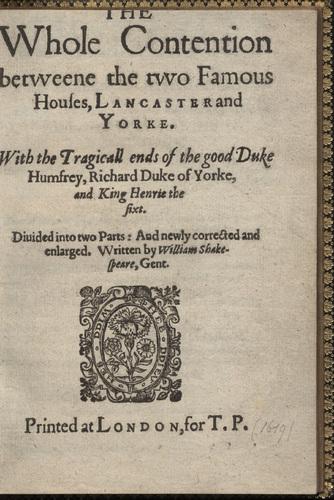 <em>Henry VI</em>