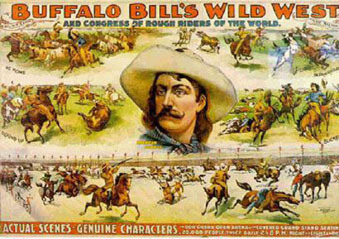 an analysis of the role of buffalo bill and his wild west shows in american history in buffalo bills Buffalo bill's wild west and the progressive image of american indians  as well as famous apart from his role with the wild west unlike sitting bull who gained.