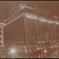 H.F. Cel: Sept. 1909, Hotel Astor.